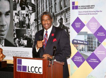 Burse Honored for Lifetime Achievements