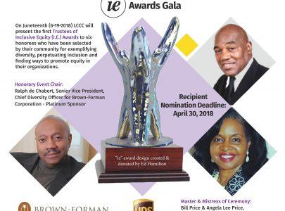 Juneteenth Celebration!: Trustees of Inclusive Equity (I.E.) Awards Gala