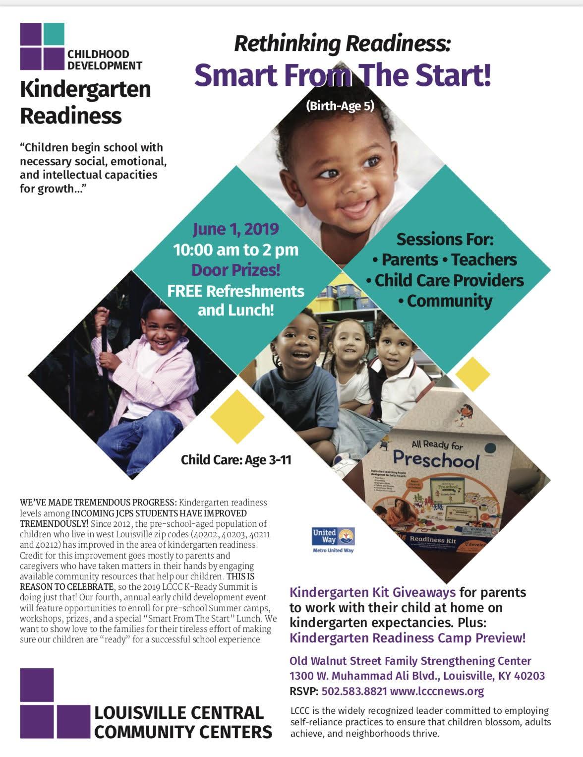 4th Annual Kindergarten Readiness Summit