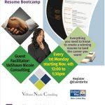 Resume Bootcamp