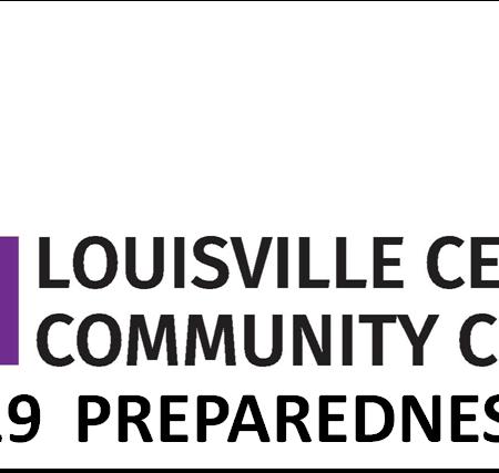 COVID-19 Prepareness at LCCC