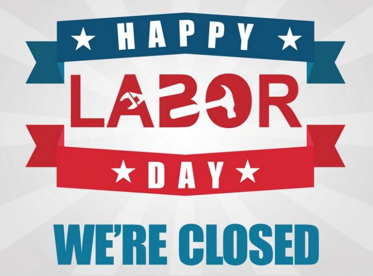 Labor Day 2020 Agency Closing
