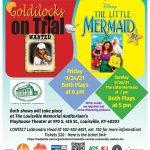 A Tale of Two Plays: Goldilocks on Trial & The Little Mermaid Jr.