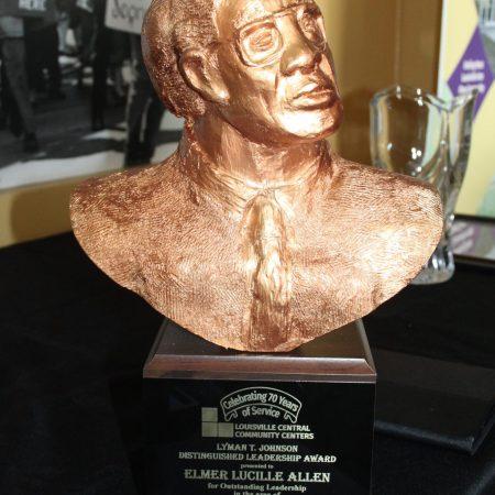 Top Annual Leadership Award Presented